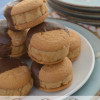 Peanut Butter Ball Cookies ~ Melt in your mouth peanut butter goodness