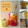 DIY ~ Lego party decor, game with the kids, Fall upcycle decor and school uniform personalized