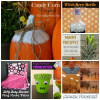 DIY recap ~ More Fall-static fun creativity