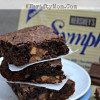 Symphony Candy Bar Toffee Brownie Recipes ~ Football Party Recipes
