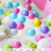 Sixlets Candy Easter Bark ~ Fast and Easy Recipe