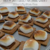 Oven S'Mores made in less than 3 minutes ~ A recipe every family should make