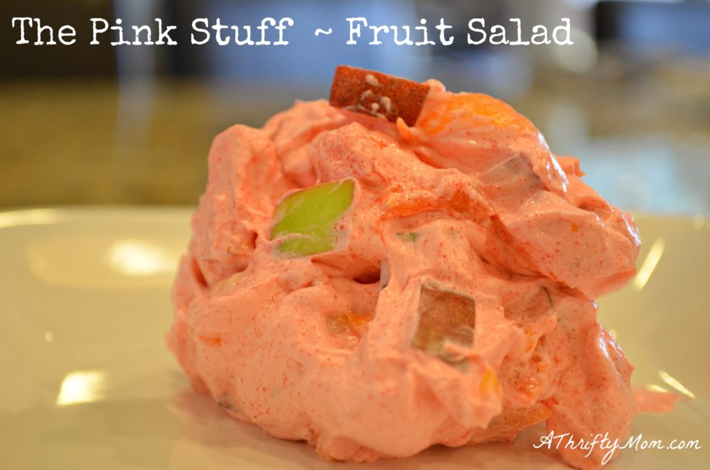 The Pink Stuff Fruit Salad