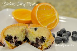 blueberry orange muffins recipe