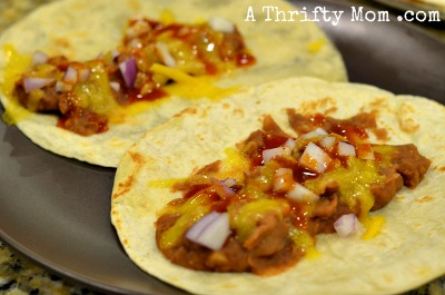 How to make a Taco Bell copy cat recipe