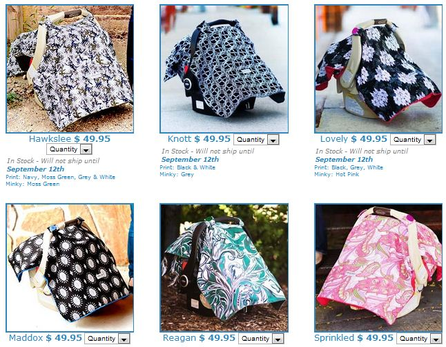 Other ...  sc 1 st  A Thrifty Mom & FREEBIES for baby ~ CARSEAT CANOPY ~ CARSEATCANOPY.COM USE PROMO ...
