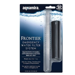 Water Filter survival emergency