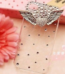 angle wings phone case