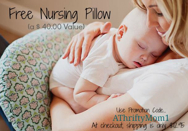 free nursing pillow code