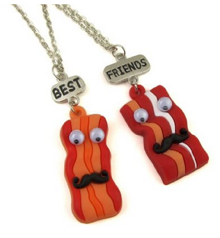 BF Bacon Necklace