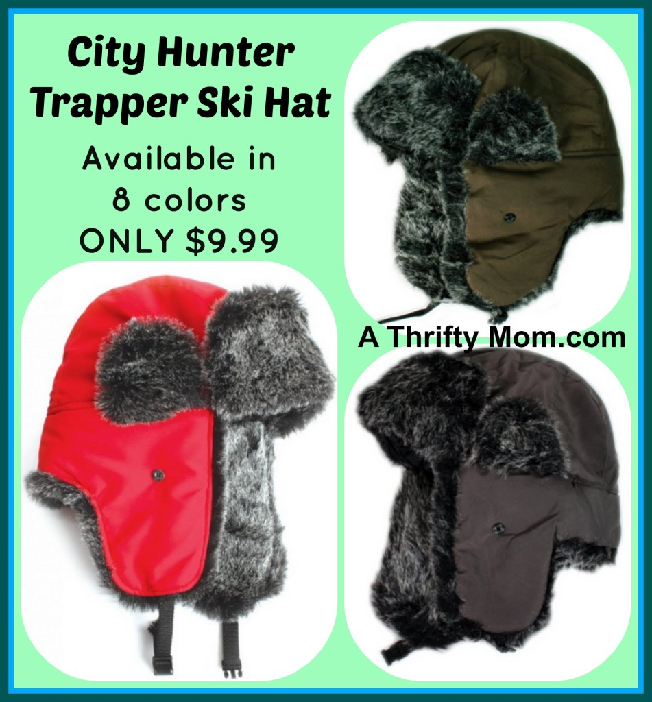 City Hunter Hat 3