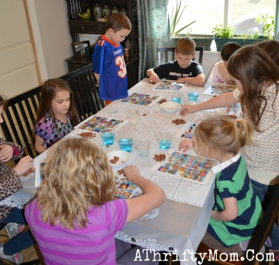 Frozen party, #DisneySide, Easy Frozen party ideas