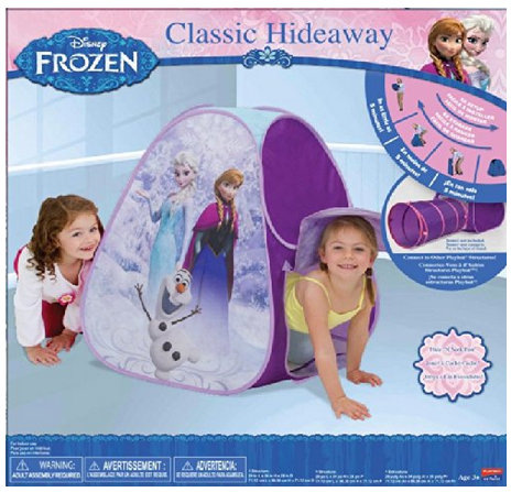 Disney Frozen Pop Up Tent