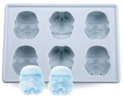 Strom Troopers Silicone Mold