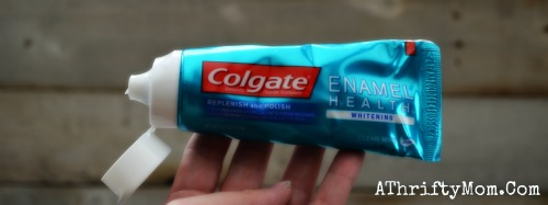 4 places to brush your teeth OTHER than the bathroom, #Colgate,  #TipsForBrushingYourTeeth