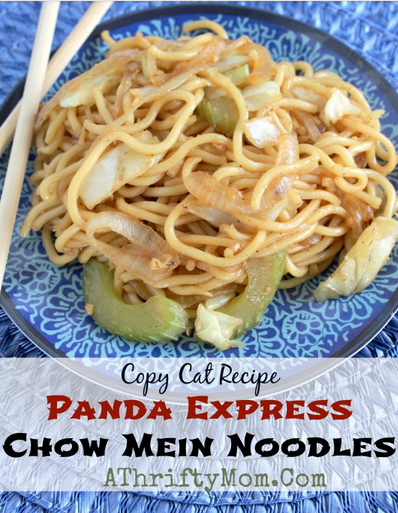 Panda Express Chow Mein Recipe, Copy Cat Recipe for Panda Express Chow Mein #PandaExpress, #ChowMein, #recipe