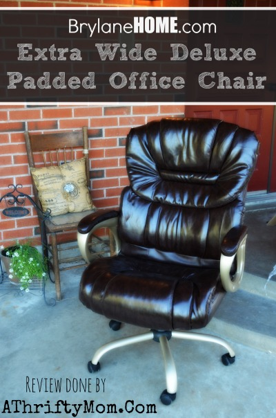 BrylaneHome office chair review