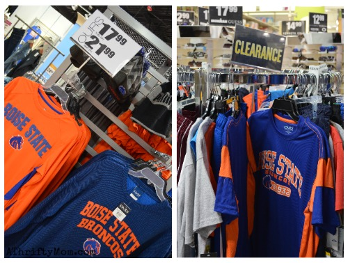 Gordmans is a great place to buy your local teams gear at a rock bottom price #Gordmans, #SportsGear, #GiftIdea