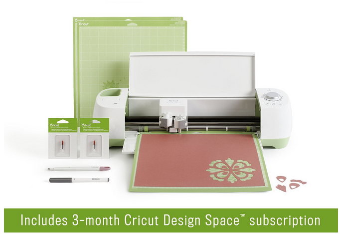 Cricut Explore Electronic Cutting Machine with Cricut Design Space FREE Online Software