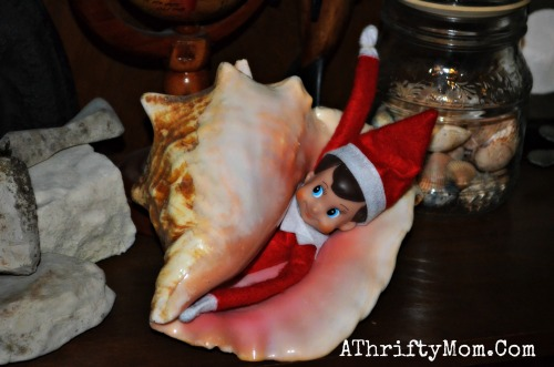 Elf On The Shelf Ideas, Quick and Easy Ideas for your Christmas Family Tradition of Elf on the Shelf. What to so with your silly Elf, Day 9