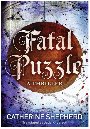 Fatal Puzzle - Zons Crime Book 1 #KindleFirst