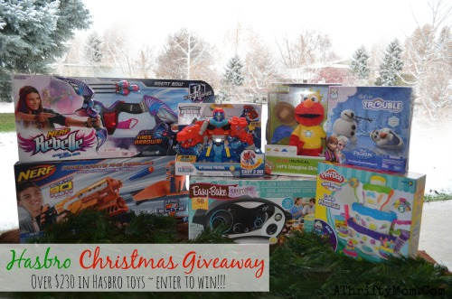 Hasbro toy giveaway, Christmas Toys from  HASBRO you could win them all for FREE, just enter to win #Giveway, #hasbro, #Toys