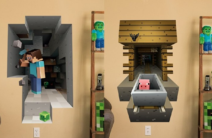 Minecraft-poster-shipped-FREE-