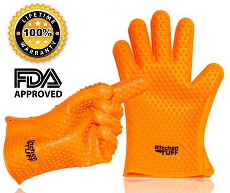 Silicone Cooking Mits Silicone Gloves baking grilling
