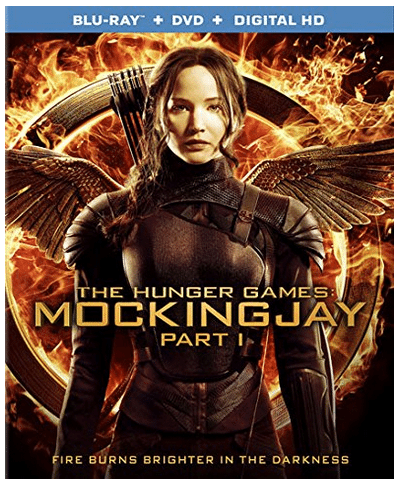 The Hunger Games - Mokingjay Part 1 Blu-ray - NOW Available for Pre-Order