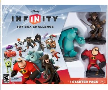disney infinity starter pack sale, video games, disney, infinity, amazon, amazon sales