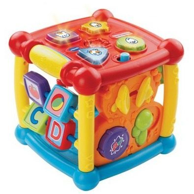 vtech busy learners toy, vtech, toys, gift for kids, amazon, amazon deals, gift ideas. thrifty gifts