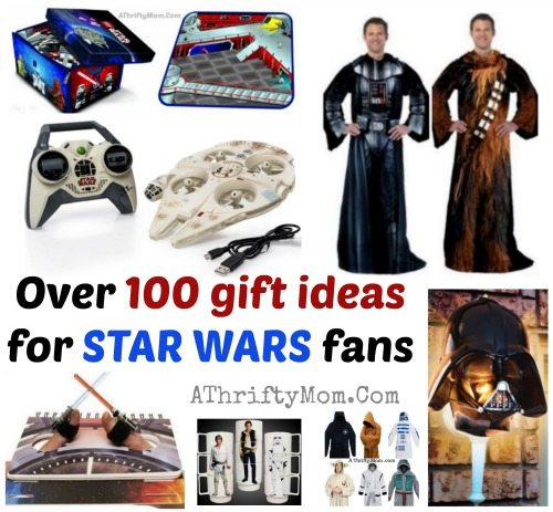 star wars gift ideas, over 100 gift ideas for the ultimate star wars fan on your list, holiday gift guide