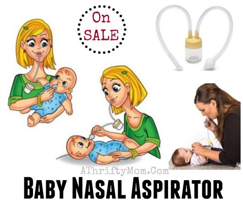 Baby Nasal Aspirator, how to help a baby blow their nose, parenting tips, hacks