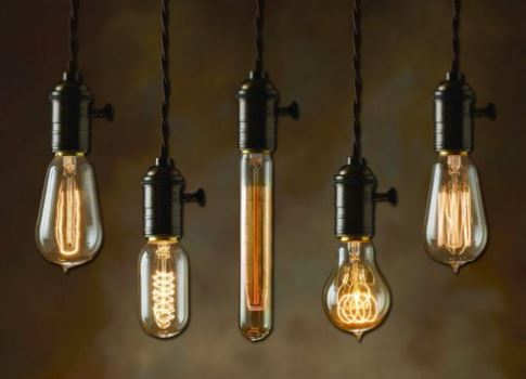 eddison old fashion light bulbs