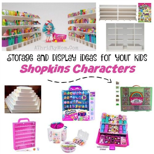 shopkins storage and display ideas for your kids shopkins characters, gift ideas for kids, cleaning and organizing tips for kids