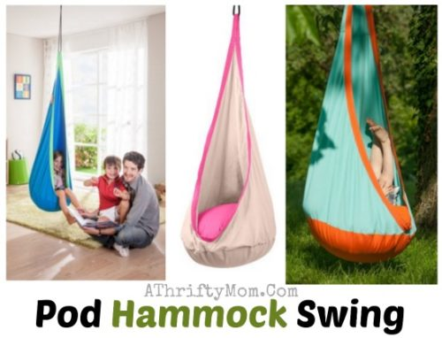 pod hammock swing the perfect gift for kids give them a book and they might childrens hanging swing   a thrifty mom   recipes crafts diy and      rh   athriftymom