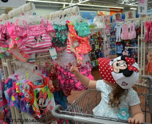 Mommy and Daughter moments with Minnie Mouse at Walmart, Having fun and enjoying motherhood in the moment, #ad #izea