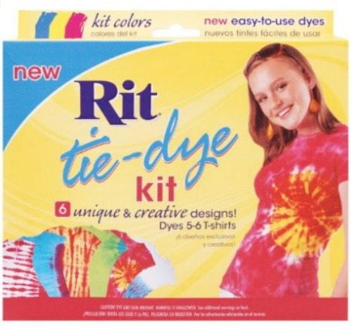 rit tie dye kit, tie dye, kids crafts, summer boredom buster. crafts, easy to use