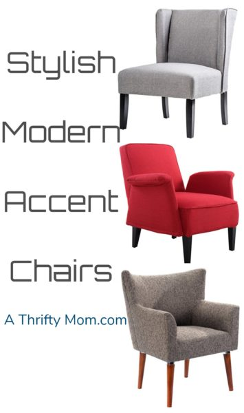 Inexpensive Stylish Modern Accent Chairs