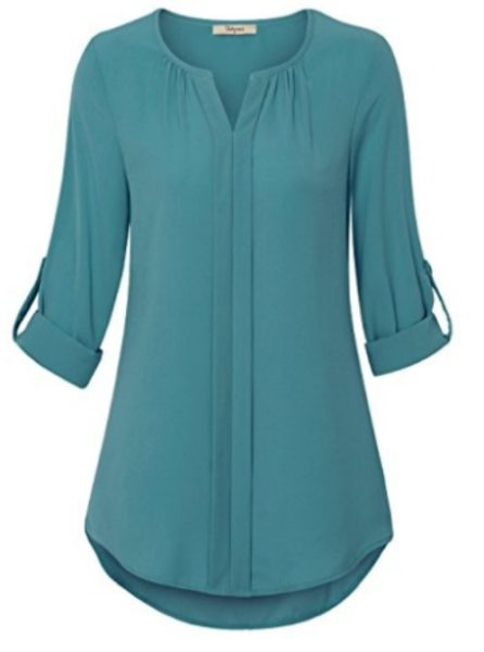 Womens blouse, plus size too