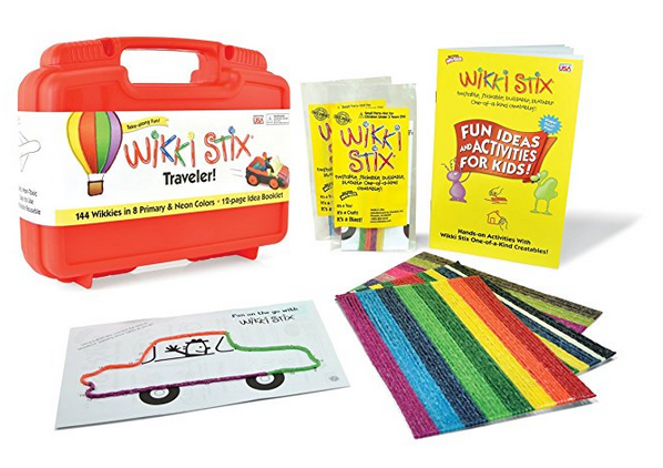 WikkiStix Traveler Playset
