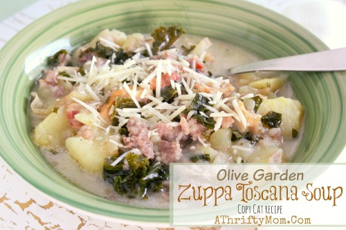 Recipe for olive garden zuppa toscana soup copycatrecipe for Zuppa toscana soup olive garden recipe