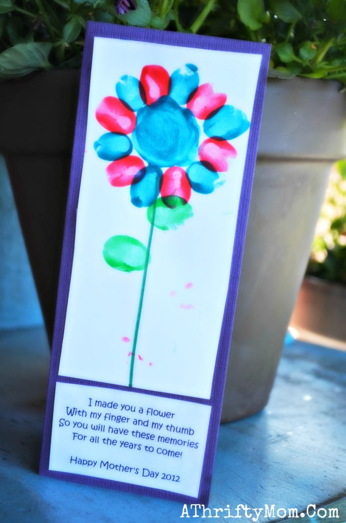 Mothers Day Ideas 15 ideas ~ #DIY #MothersDay - A Thrifty Mom ...