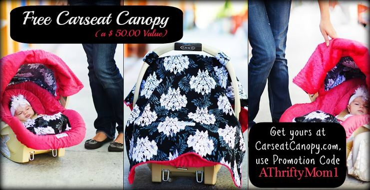 carseat cover discount code