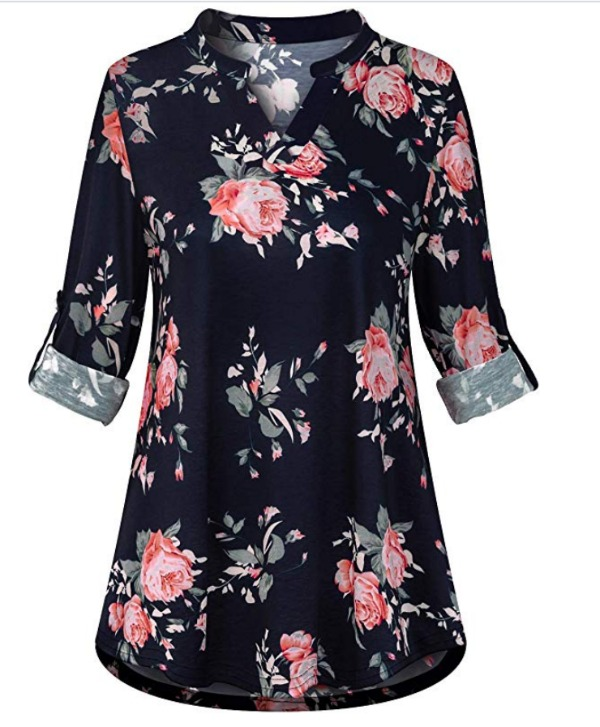 Flowy tunic medium-2xlarge